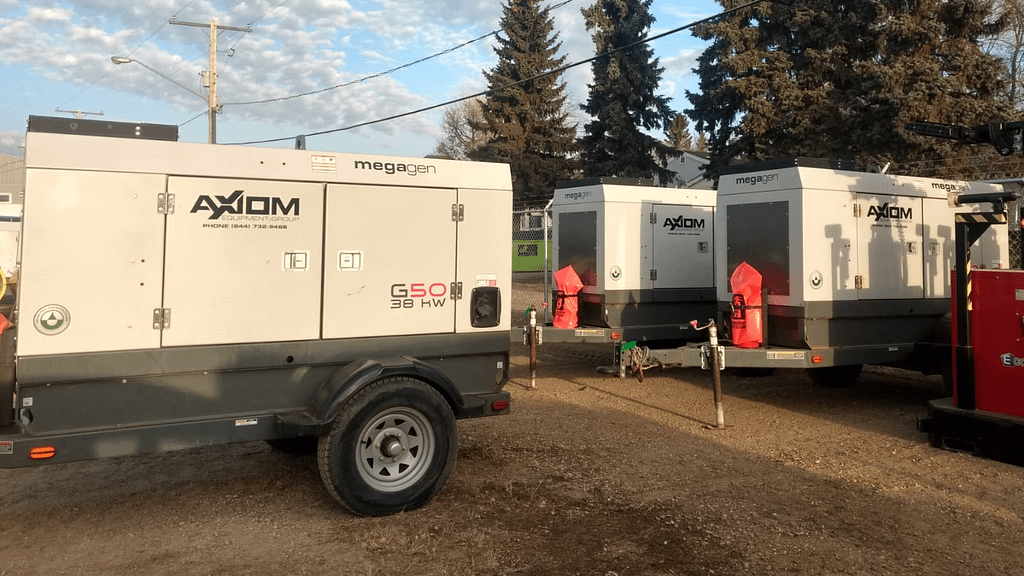 Choosing the right industrial generator for your jobsite