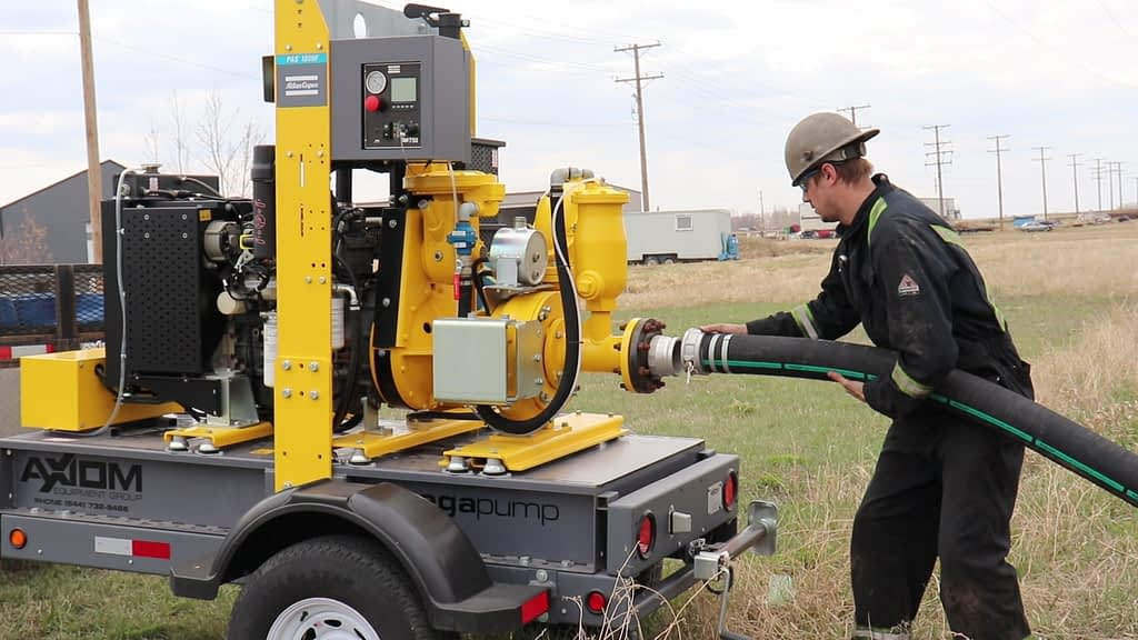 Selecting the Right Trash Pump for Dewatering