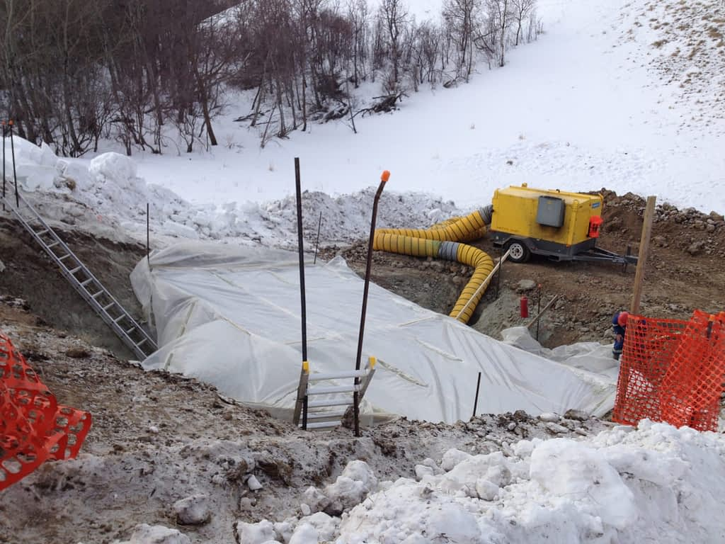 Keeping Your Construction Crew Safe in Winter