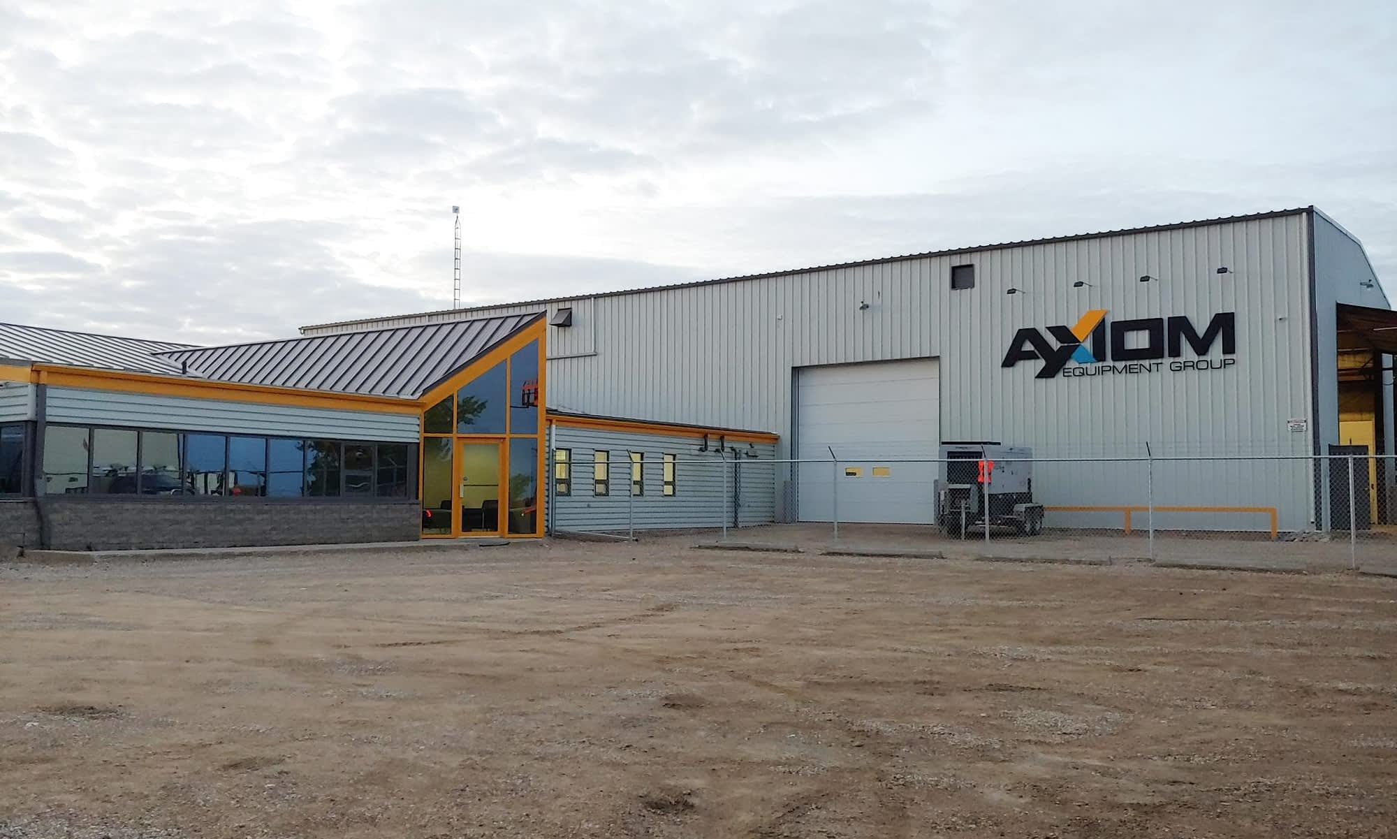 Axiom Equipment Group Moves to New and Improved Location